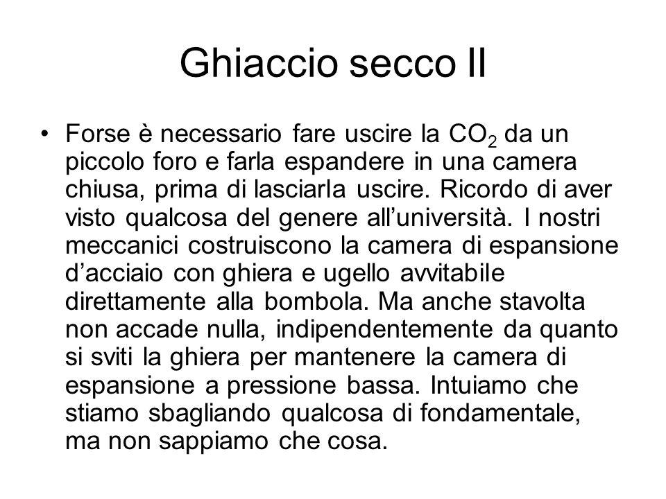 Ghiaccio secco II