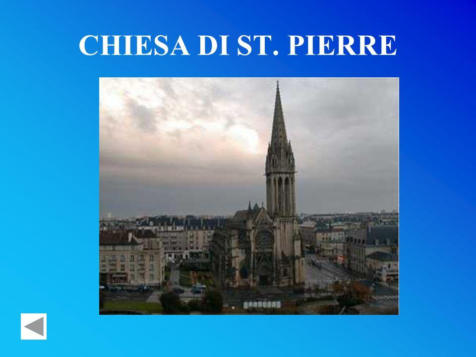 CHIESA DI ST. PIERRE
