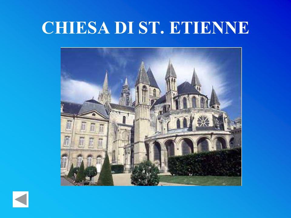 CHIESA DI ST. ETIENNE