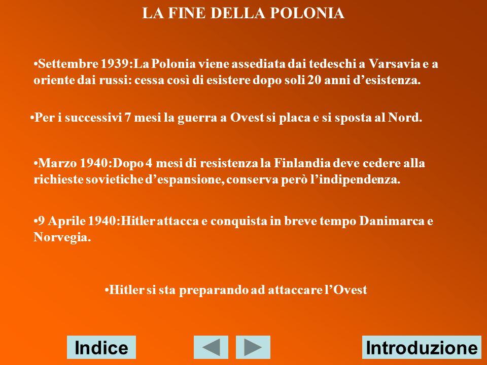 Hitler si sta preparando ad attaccare l'Ovest