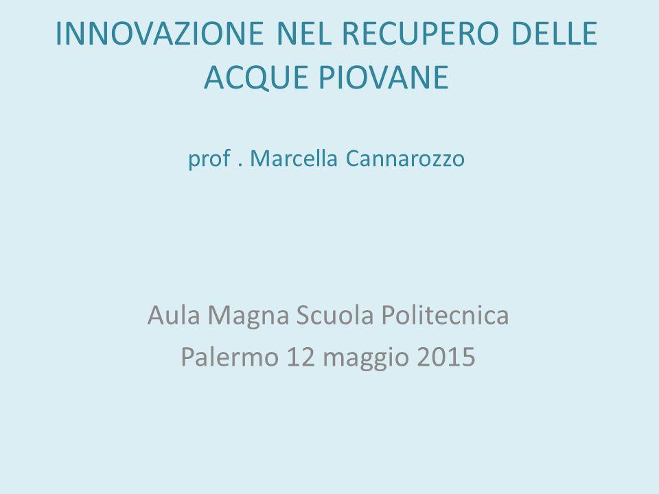 Aula Magna Scuola Politecnica Palermo 12 maggio 2015
