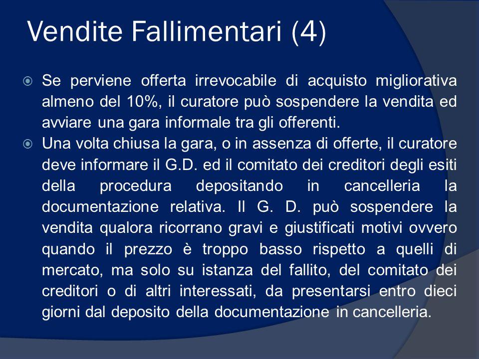 Vendite Fallimentari (4)