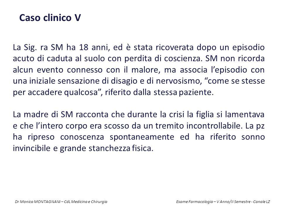 Caso clinico V