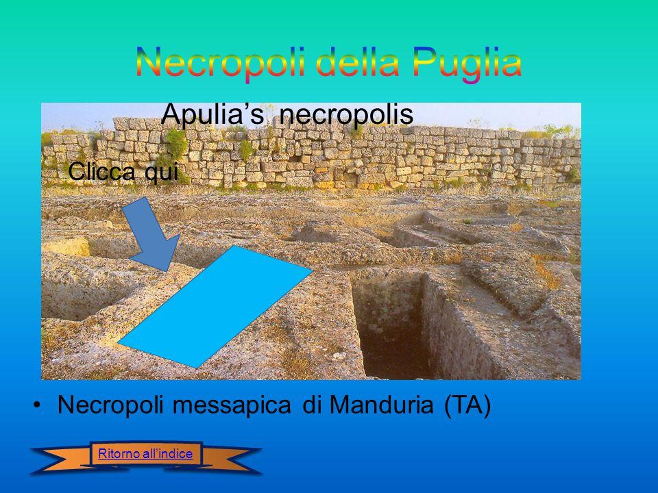 Necropoli della Puglia