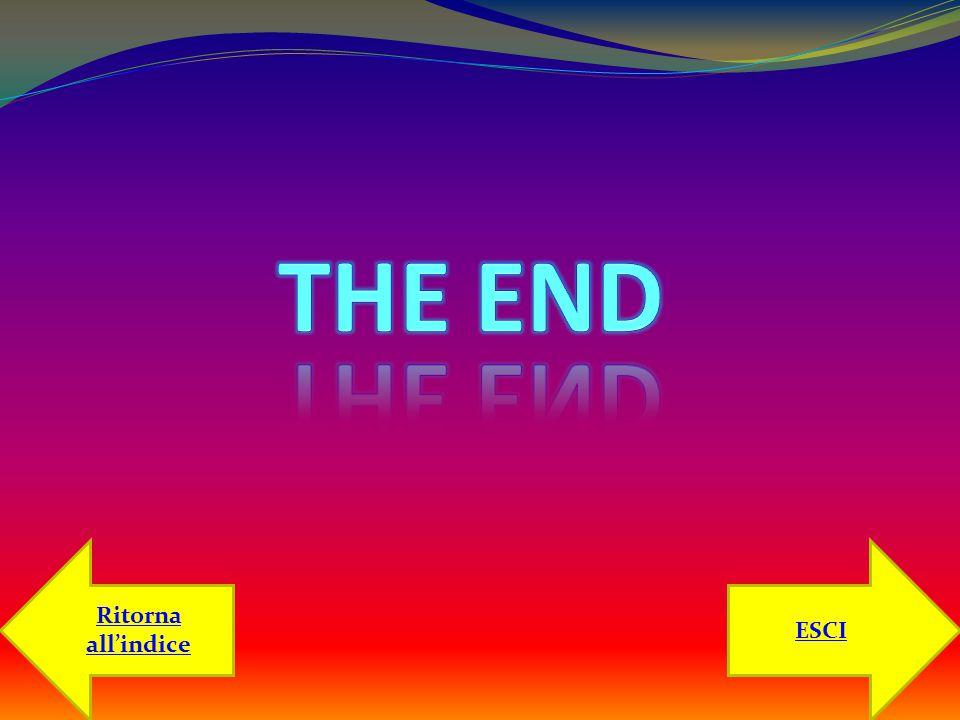 THE END Ritorna all'indice ESCI
