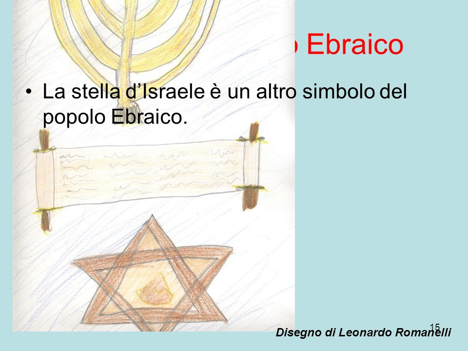 Simboli del popolo Ebraico
