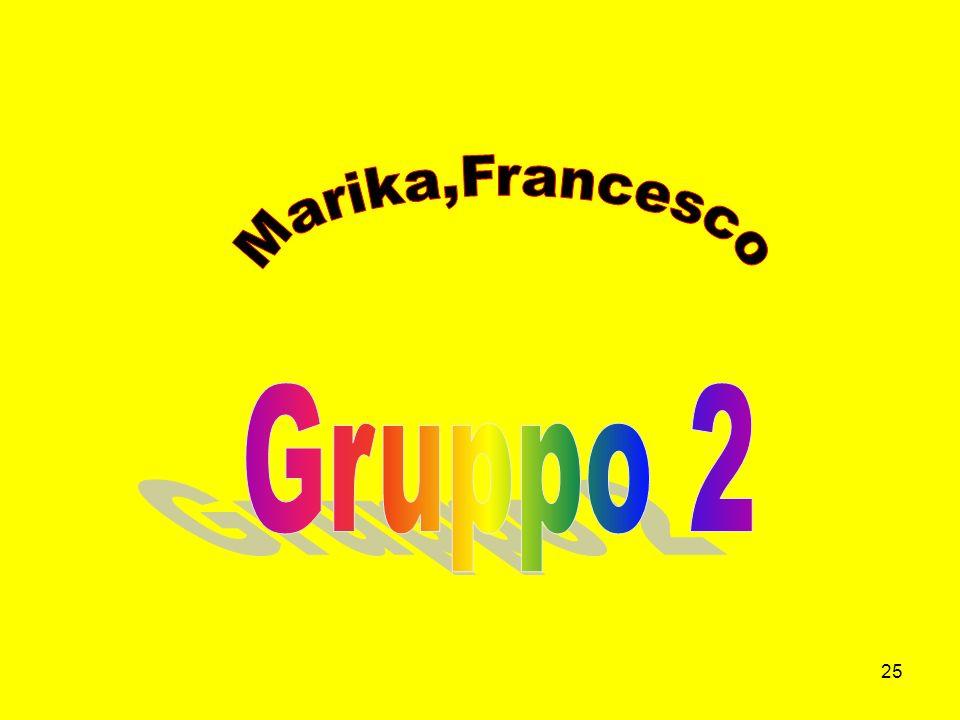 Marika,Francesco Gruppo 2