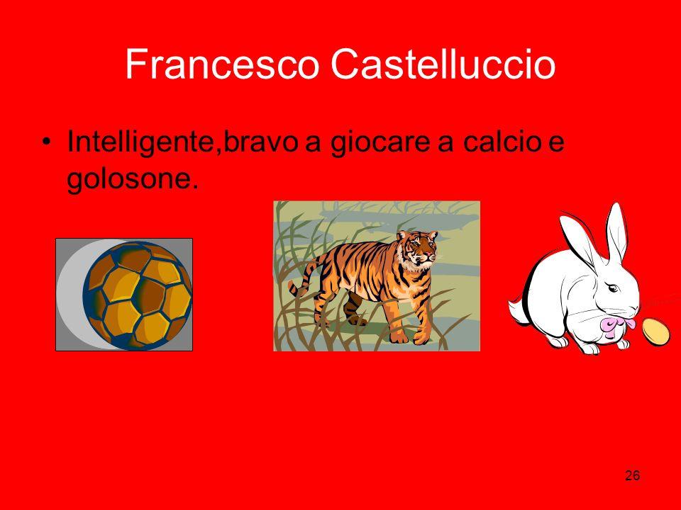 Francesco Castelluccio