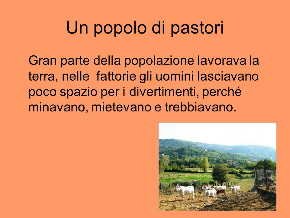 Un popolo di pastori