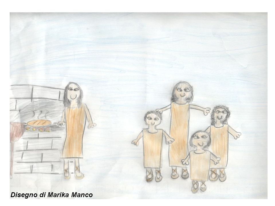 Disegno di Marika Manco