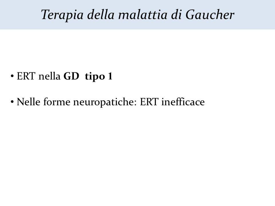 Terapia della malattia di Gaucher