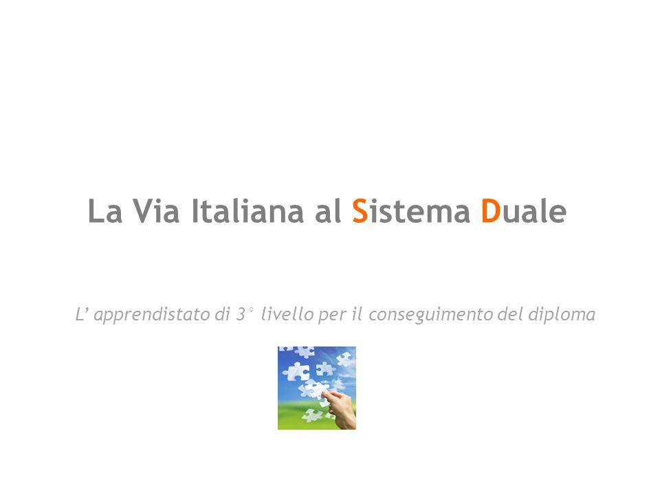 La Via Italiana al Sistema Duale