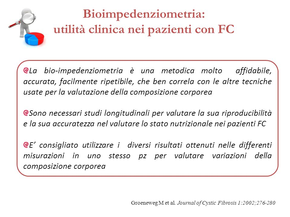 Bioimpedenziometria: utilità clinica nei pazienti con FC