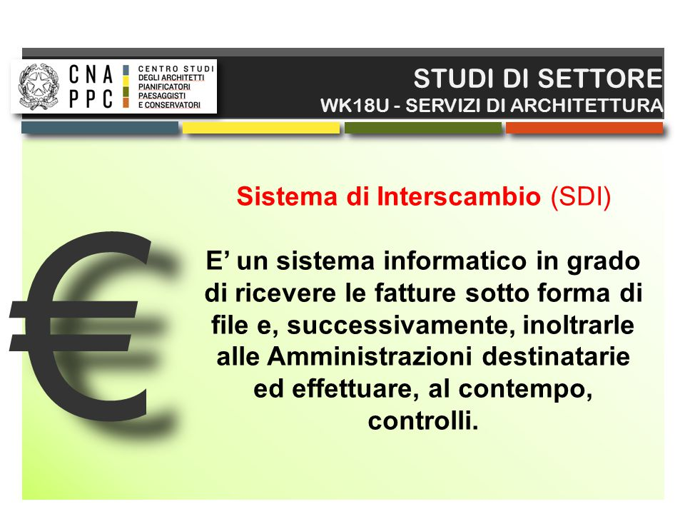 Sistema di Interscambio (SDI)