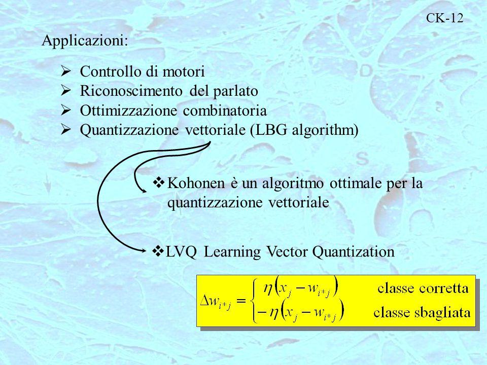 Riconoscimento del parlato Ottimizzazione combinatoria