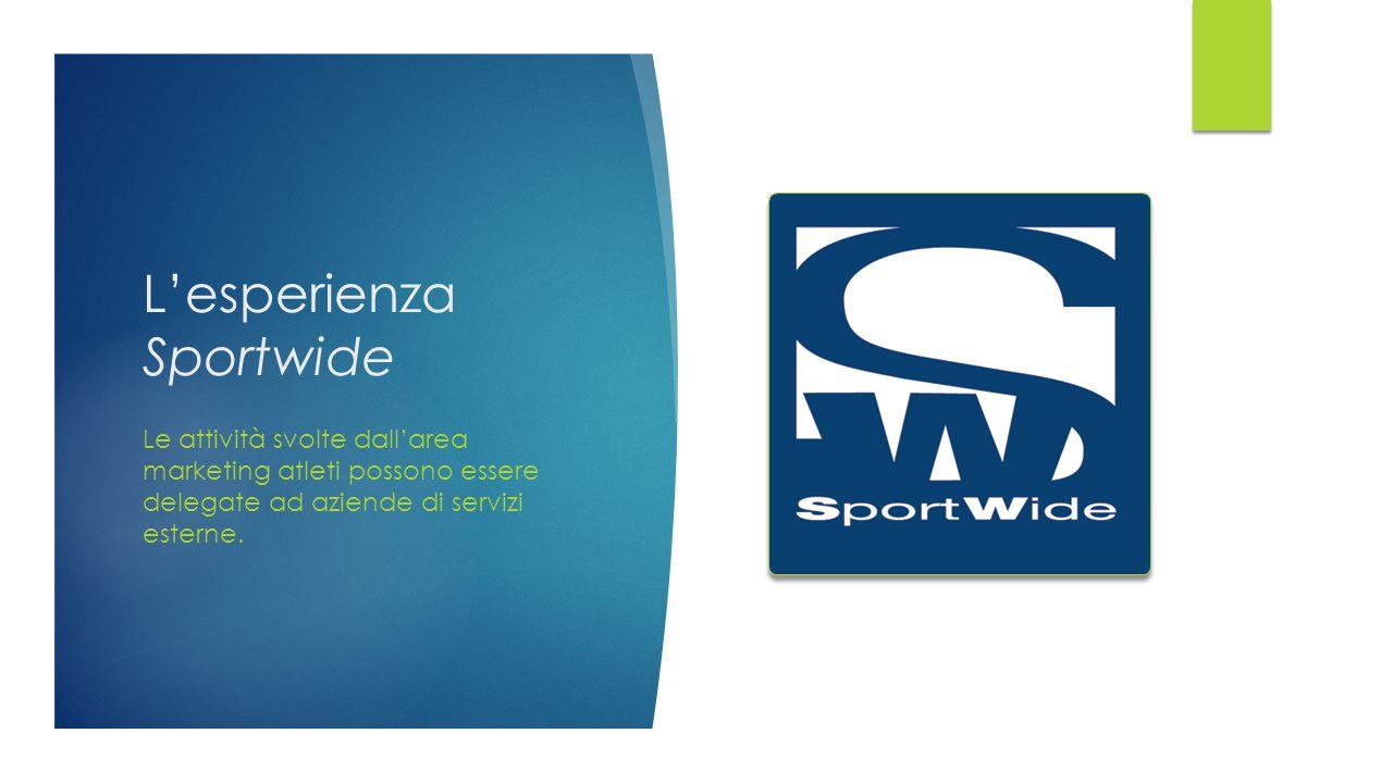 L'esperienza Sportwide