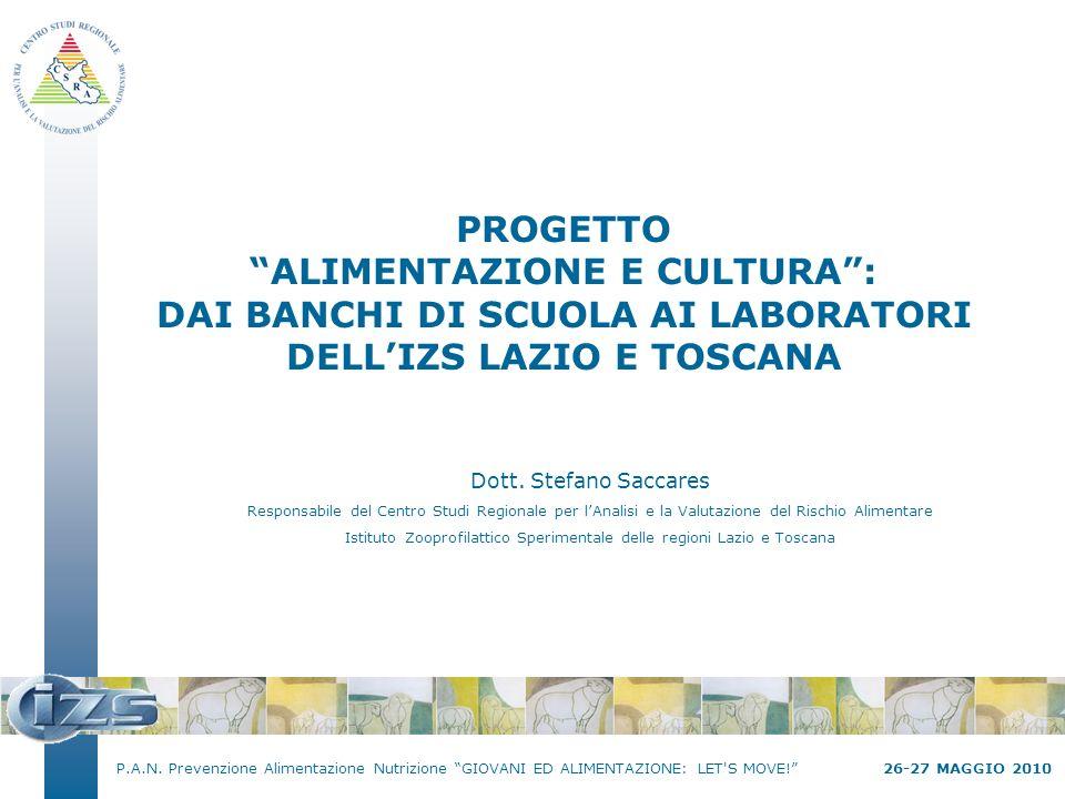 Istituto Zooprofilattico Sperimentale delle regioni Lazio e Toscana