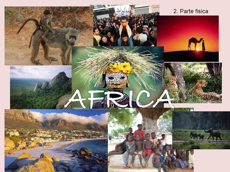 2. Parte fisica AFRICA
