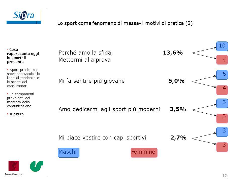 Lo sport come fenomeno di massa- i motivi di pratica (3)