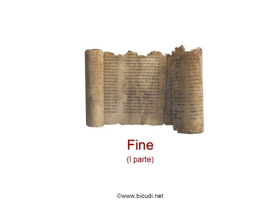 Fine (I parte) ©www.bicudi.net