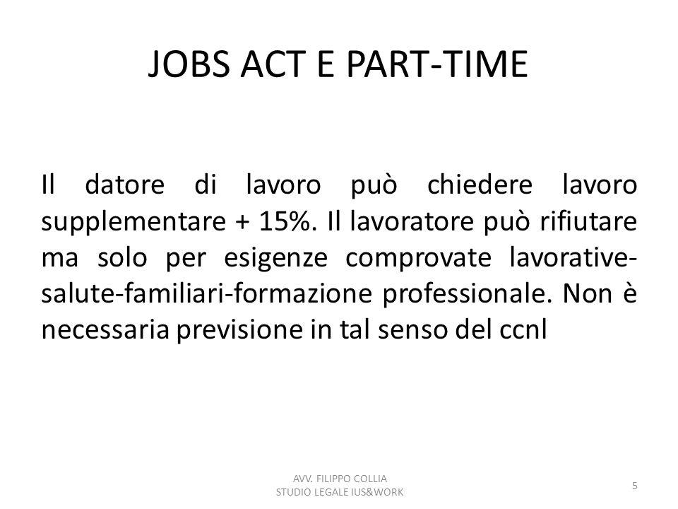STUDIO LEGALE IUS&WORK