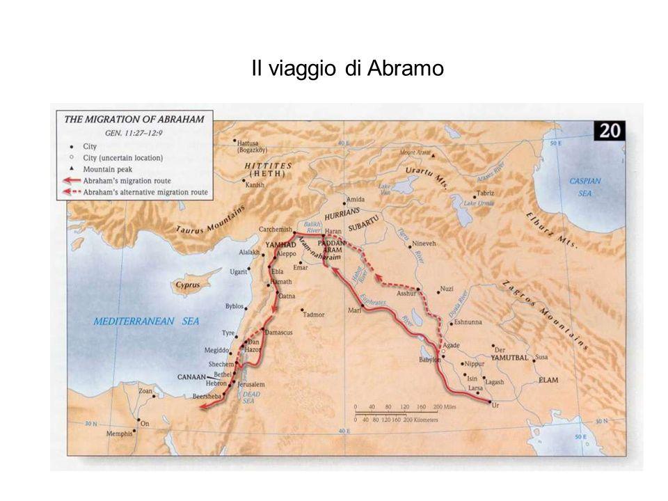 Il viaggio di Abramo