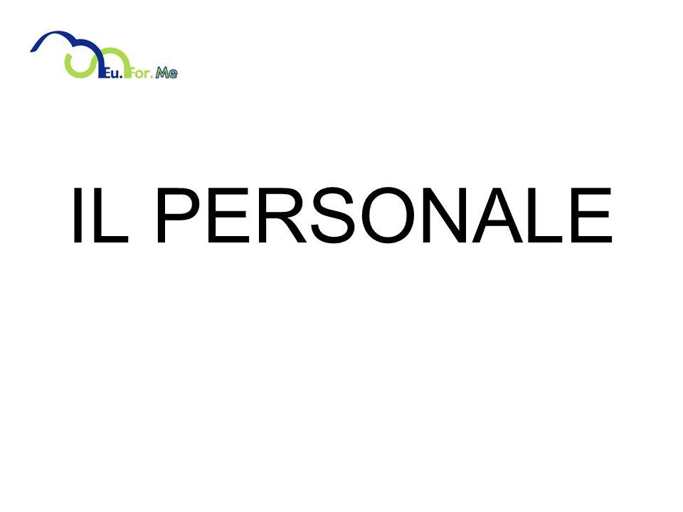 IL PERSONALE