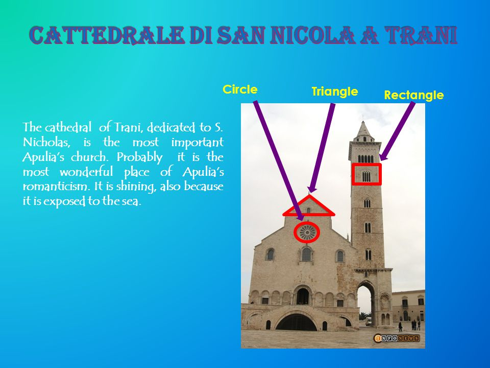 Cattedrale di san nicola a trani