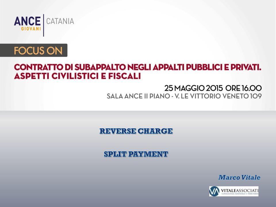 SPLIT PAYMENT Marco Vitale