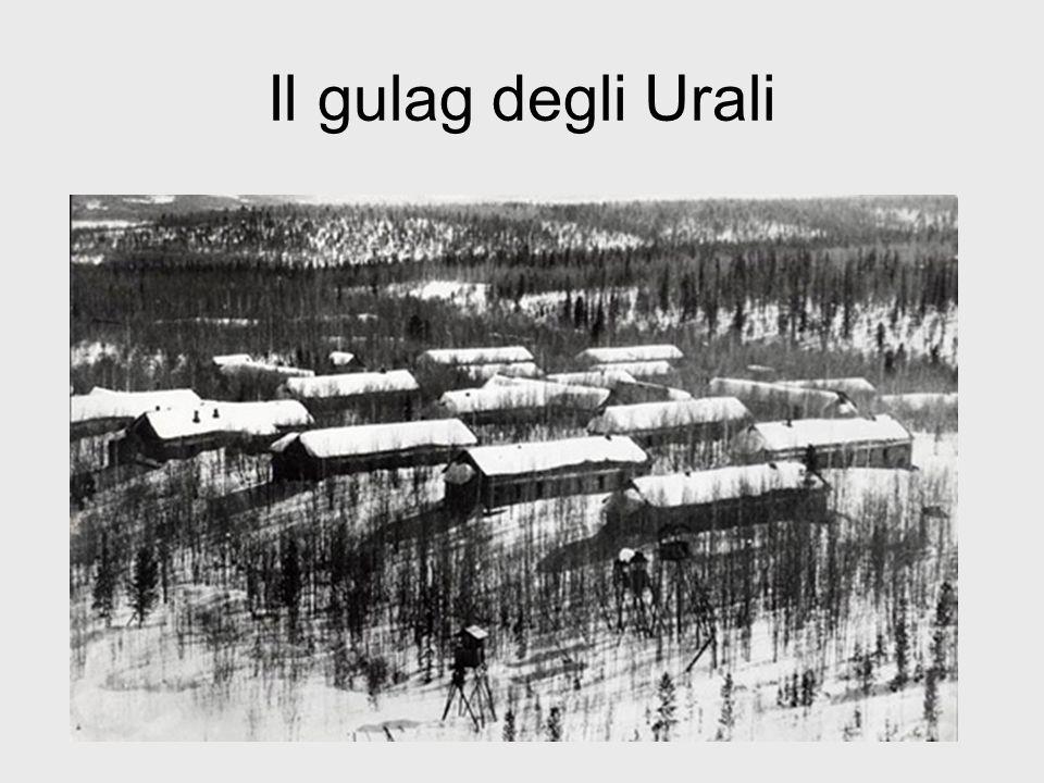 Il gulag degli Urali