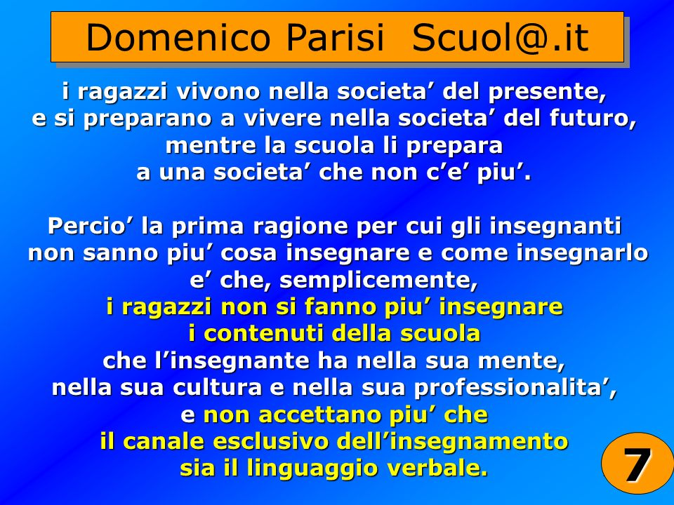7 Domenico Parisi Scuol@.it