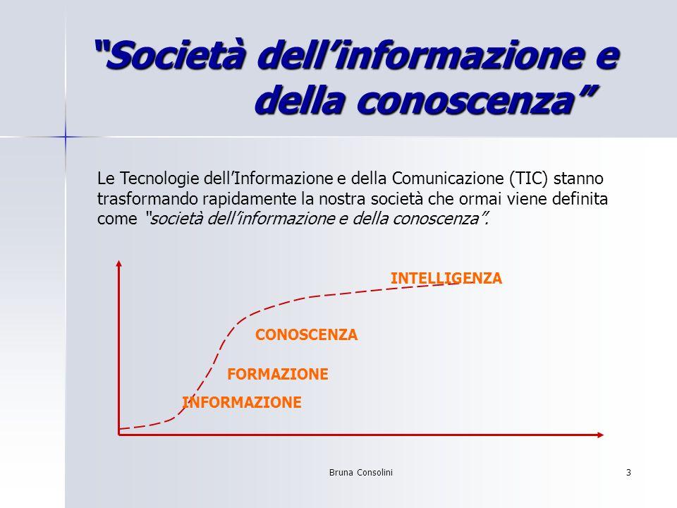 Società dell'informazione e della conoscenza