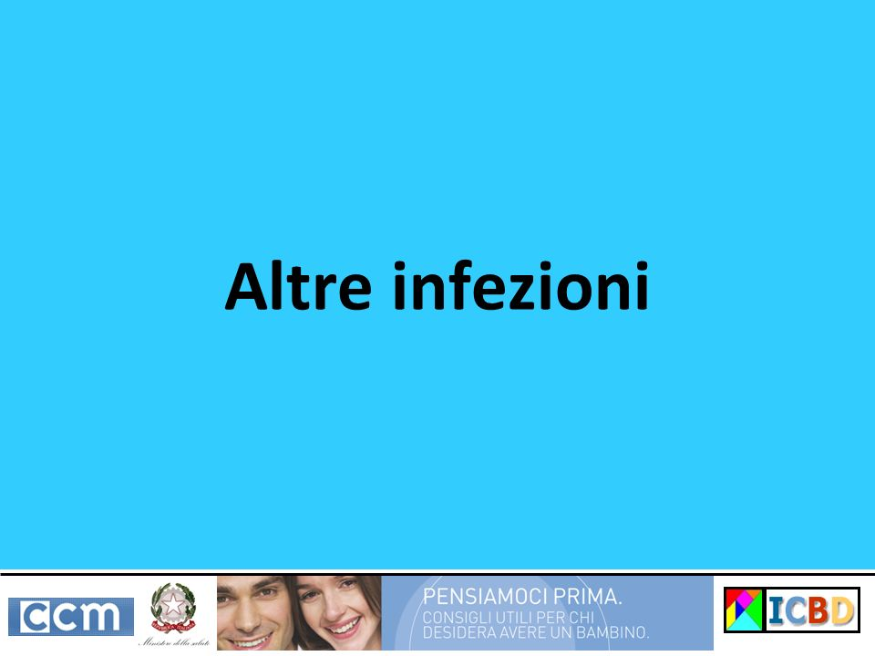 Altre infezioni