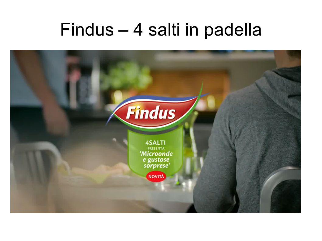 Findus – 4 salti in padella