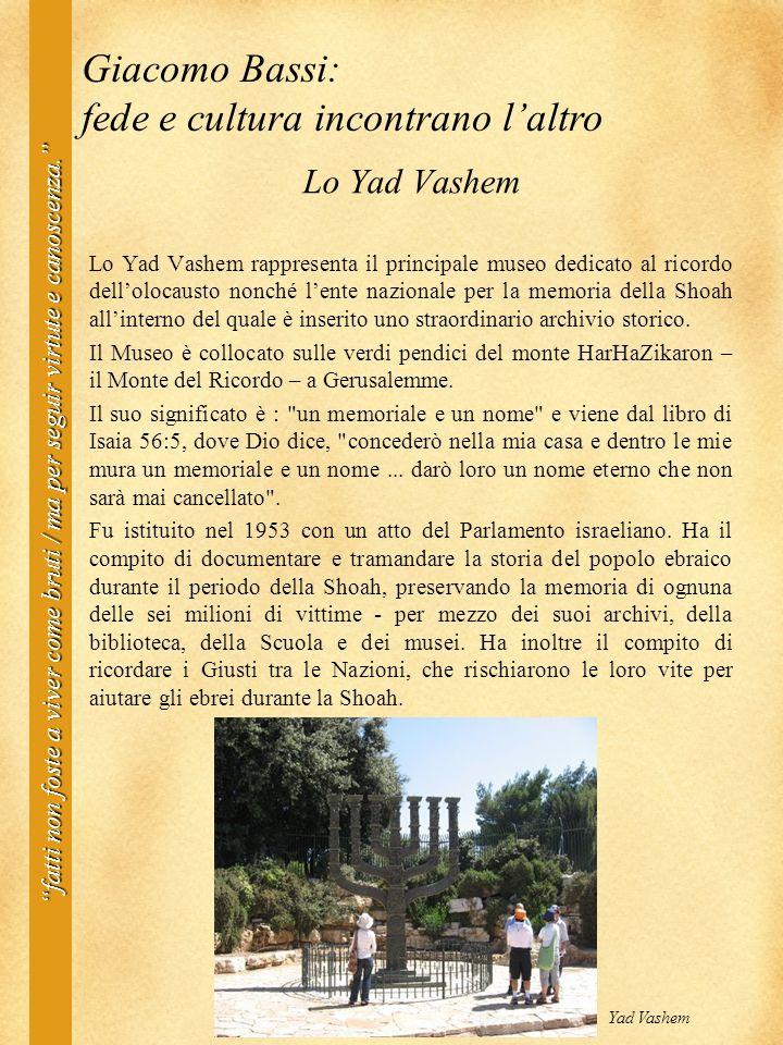 Lo Yad Vashem