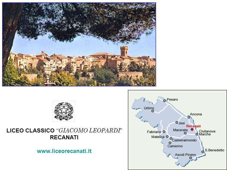 LICEO CLASSICO GIACOMO LEOPARDI
