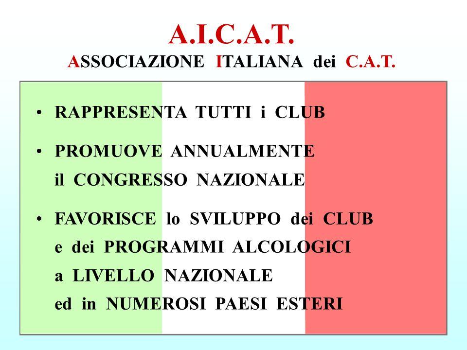 A.I.C.A.T. ASSOCIAZIONE ITALIANA dei C.A.T.