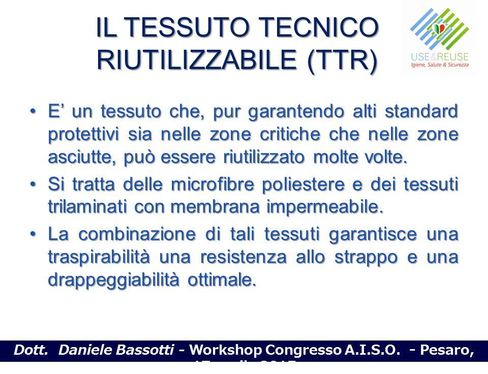 IL TESSUTO TECNICO RIUTILIZZABILE (TTR)