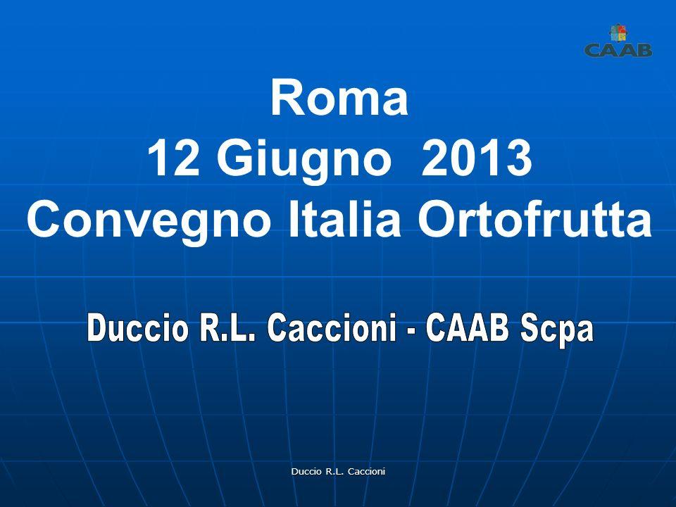 Convegno Italia Ortofrutta