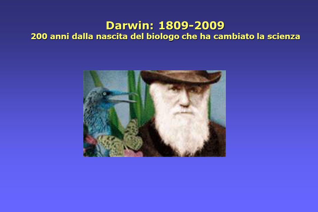 200 anni dalla nascita del biologo che ha cambiato la scienza