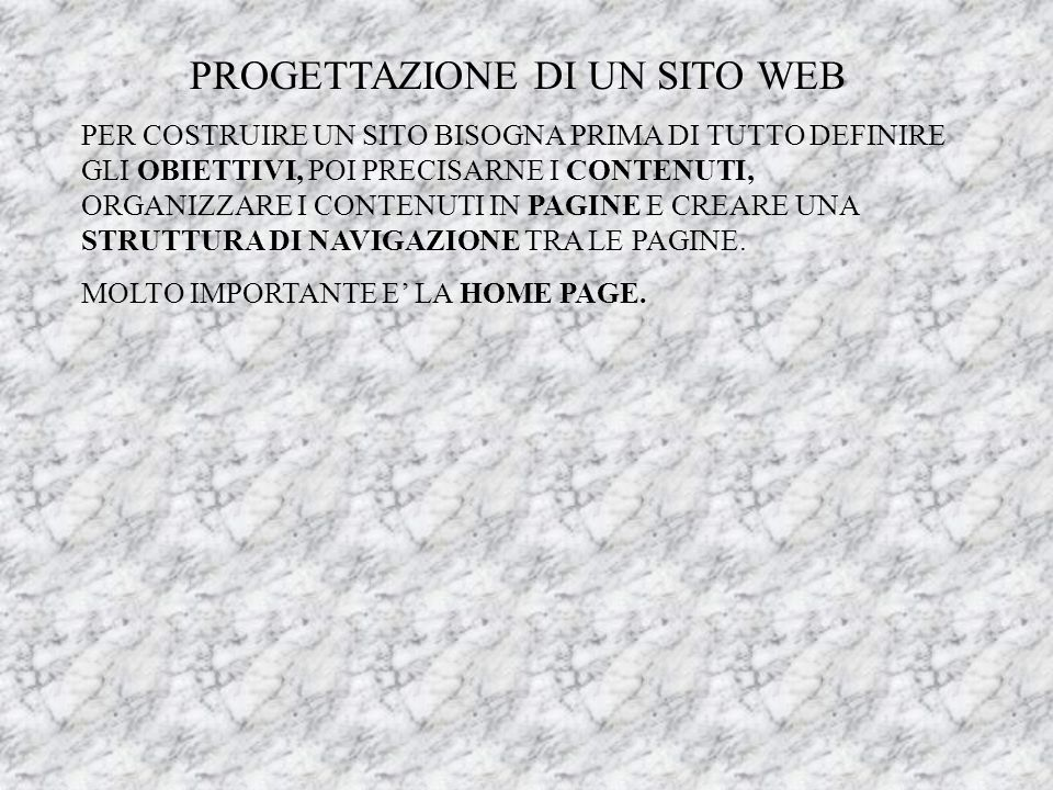 html ppt scaricare