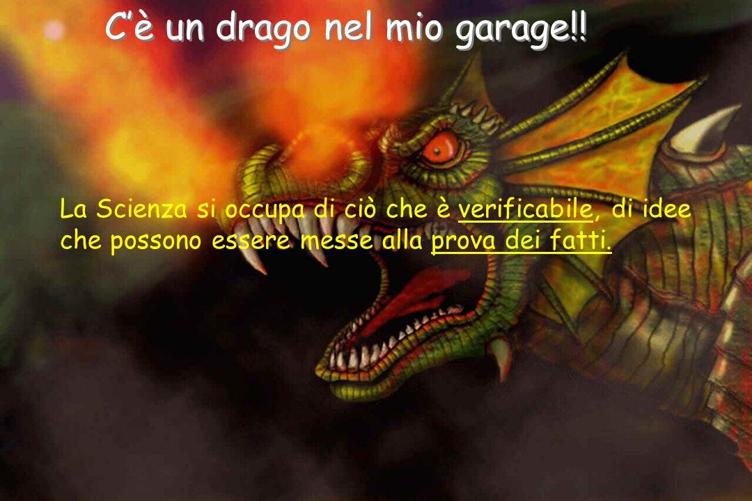 C'è un drago nel mio garage!!