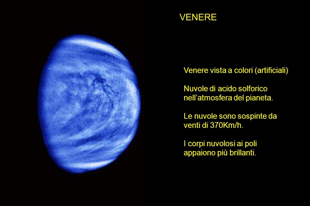 VENERE Venere vista a colori (artificiali)