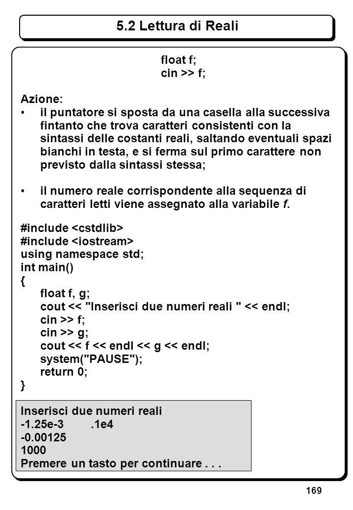 3.7 Tipi enumerazione (I) Tipi enumerazione (o enumerati):