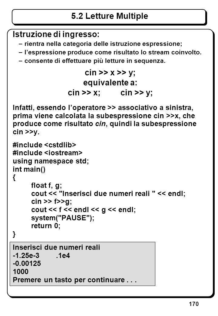 3.7 Tipi enumerazione (II)