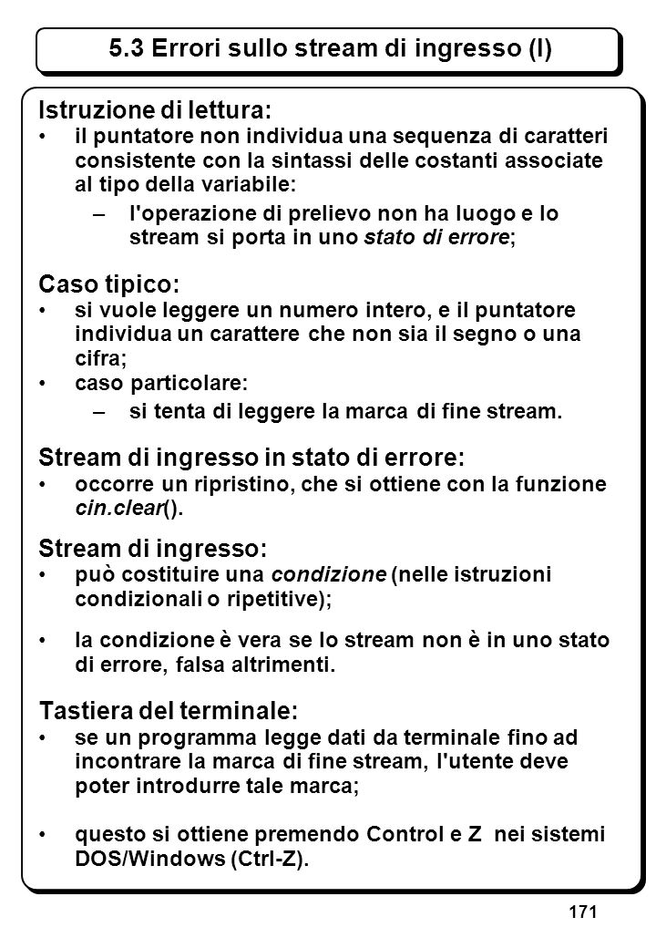3.8.1 Conversioni implicite (I)