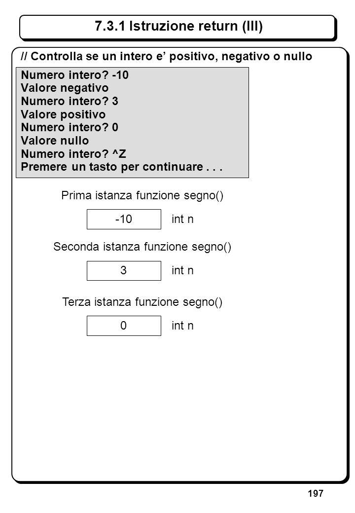 6.3.1 Istruzione if (VI) // Scrittura fuorviante