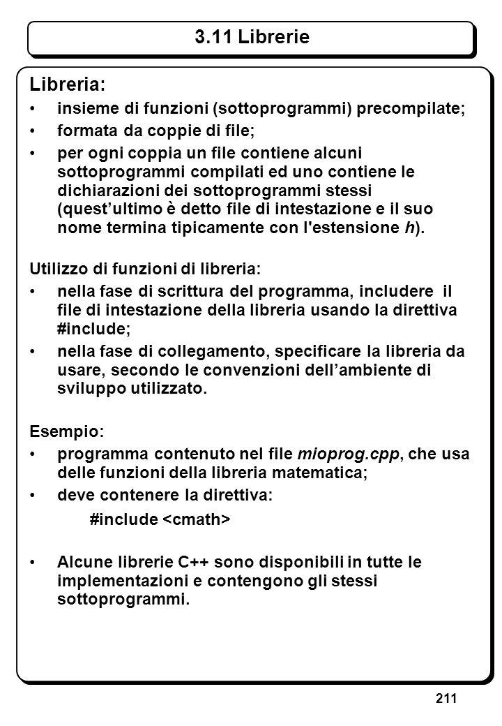6.4.1 Istruzione while (II) // Scrive n asterischi, con n dato (iii)