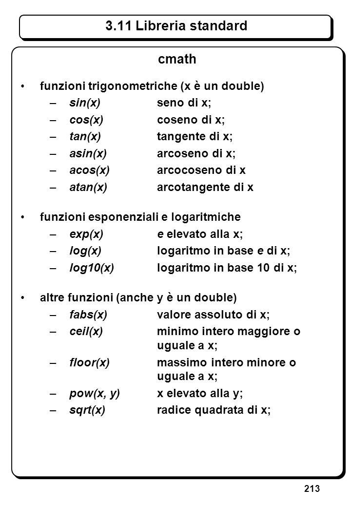6.4.1 Istruzione while (IV)// Calcola il massimo m tale che la somma dei primi. // m interi positivi e` minore o uguale ad un dato intero.