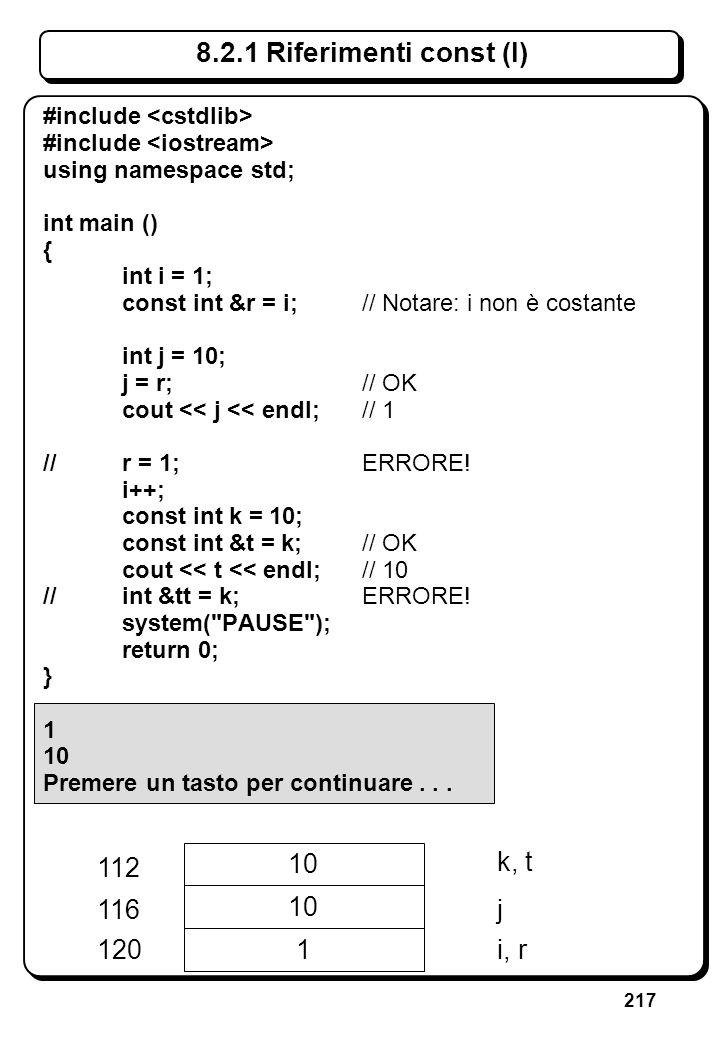 6.4.2 Istruzione do (II)// Calcola il massimo termine della successione di. // Fibonacci minore o uguale al dato intero positivo n.